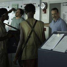 Captain Phillips - Attacco in mare aperto: Tom Hanks in ostaggio di pirati somali sulla nave americana Maersk Alabama