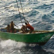 Captain Phillips - Attacco in mare aperto: una scena tratta dal film