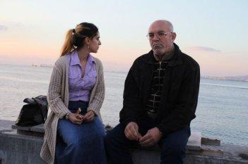 I Am Not Him: Maryam Zaree con Ercan Kesal in un'immagine del film