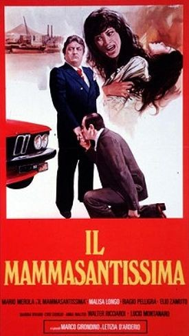 Il Mammasantissima La Locandina Del Film 289348