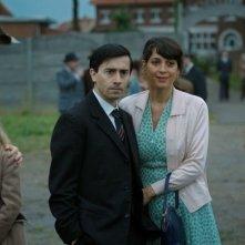 Marina: Luigi Lo Cascio e Donatella Finocchiaro in una scena del film