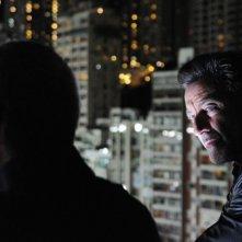Something Good: Kenneth Tsang e Luca Barbareschi in una scena del thriller