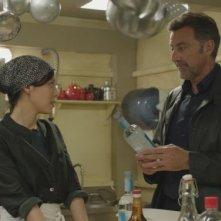 Something Good: Luca Barbareschi insieme a Zhang Jingchu in una scena del thriller