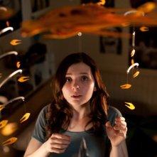 Ender's Game: Abigail Breslin in una scena nei panni di Valentine