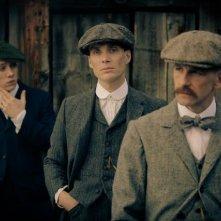 Peaky Blinders: Cillian Murphy in una foto promozionale della serie