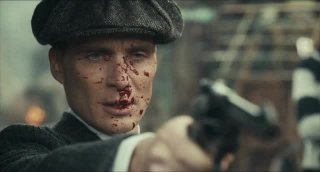 Peaky Blinders: Cillian Murphy nella serie inglese