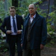 The Blacklist: James Spader e Diego Klattenhoff nell'episodio The Stewmaker
