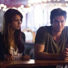 The Vampire Diaries: Nina Dobrev ed Ian Somerhalder nell'episodio Original Sin