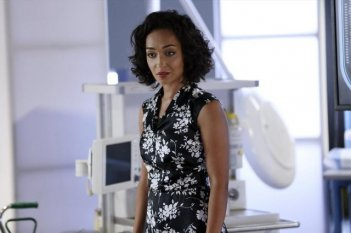 Agents of S.H.I.E.L.D.: Ruth Negga in una scena dell'episodio Girl in the Flower Dress