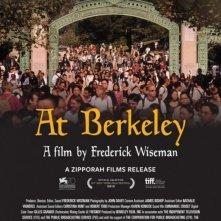 At Berkeley: la locandina del film