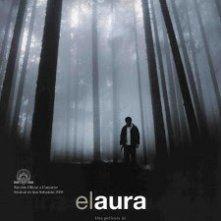 El aura: la locandina del film