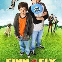 Finn - un amico al guinzaglio: la locandina del film