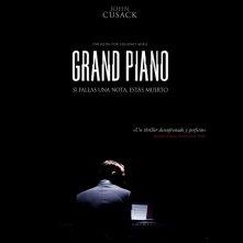 Grand Piano: la locandina spagnola del film