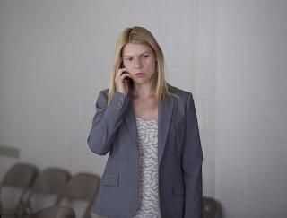 Homeland: Claire Danes nell'episodio Game On