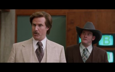 International Trailer - Anchorman: The Legend Continues