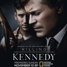 Killing Kennedy: nuovo poster del film tv