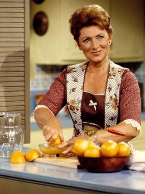 Marion Ross è la signora Cunningham nel telefilm Happy Days