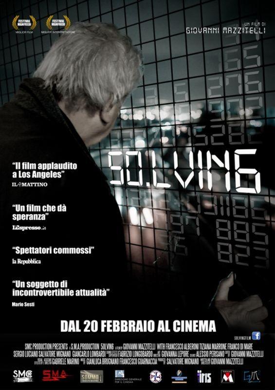 Solving La Locandina Del Film 289653