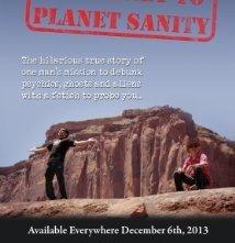 A Journey to Planet Sanity: la locandina del film