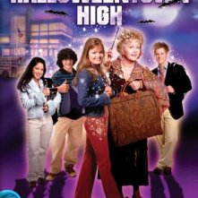Halloweentown High - Libri e Magia: la locandina del film