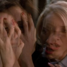 Naomi Watts e Laura Harrington in una scena di Mulholland Drive di D. Lynch