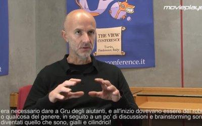 Video-intervista - Bruno Chauffard al VIEW Conference 2013