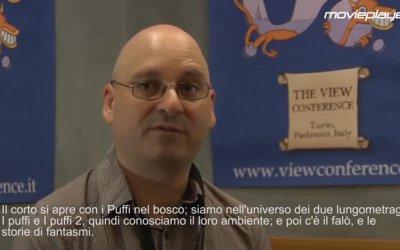 Video-intervista - Stephan Franck al VIEW Conference 2013