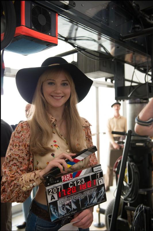 Jennifer Lawrence: X-Men-Giorni di un futuro passato, la