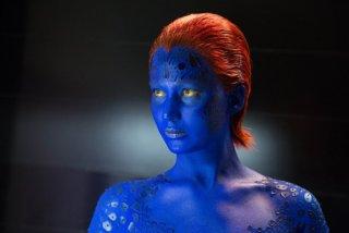 X-Men: Giorni di un futuro passato: Jennifer Lawrence in versione Mystica