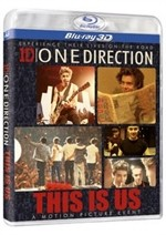 La copertina di One Direction: This is Us 3D (blu-ray)