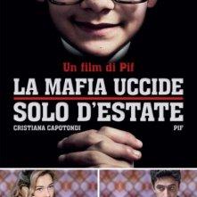 La mafia uccide solo d\'estate: la locandina del film