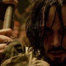 47 Ronin: un primo piano di Keanu Reeves