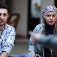 Acrid: Mohammad Reza Ghaffari in una scena del film