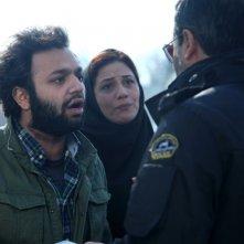 Acrid: Sber Abar con Shabnam Moghadami in una scena