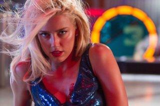 Amber Heard in Machete Kills