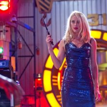 Amber Heard in Machete Kills nei panni di Miss San Antonio