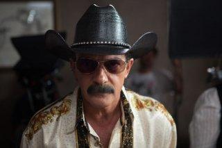 Antonio Banderas in Machete Kills