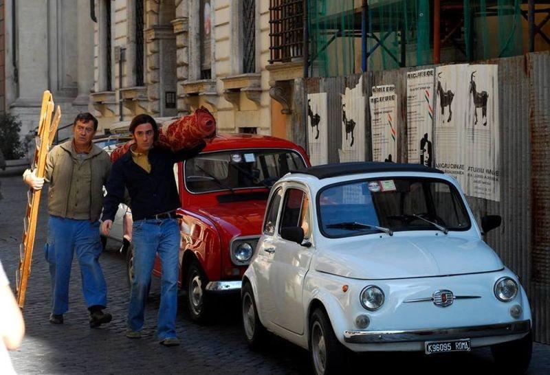 Elio Germano In Una Scena De L Ultima Ruota Del Carro Con Massimo Wertmuller 289938