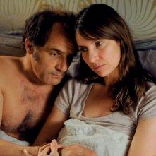Giovane e bella: Frédéric Pierrot in una scena del film con Géraldine Pailhas