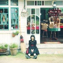 Kiki's Delivery Service: Fuka Koshiba davanti alla sua casa