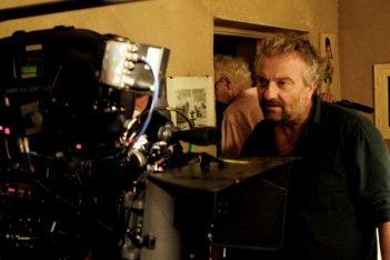 L'ultima ruota del carro: il regista Giovanni Veronesi sul set