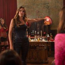Machete Kills: Sofia Vergara in una scena del film nei panni di Desdemona