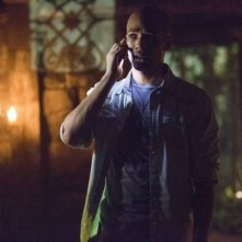 The Vampire Diaries: Kendrick Sampson nell'episodio For Whom the Bell Tolls