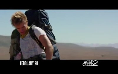Trailer - Wolf Creek 2