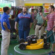 Un weekend da bamboccioni 2: Kevin James, Adam Sandler e Chris Rock in una scena