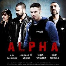 Alpha: la locandina del film