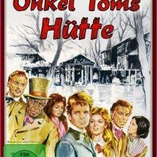 La capanna dello zio Tom: la locandina del film