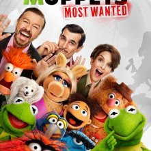 Muppets Most Wanted: la locandina del film