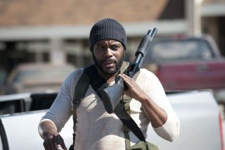 The Walking Dead:  Chad L. Coleman  nell'episodio Isolation