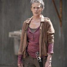 The Walking Dead: Melissa Suzanne è Carol nell'episodio Isolation